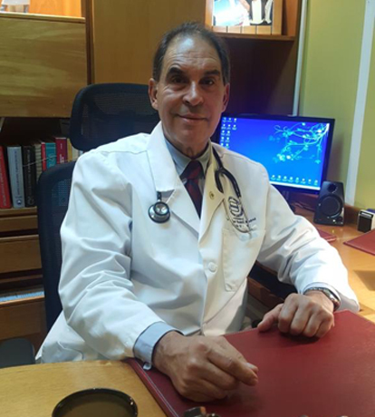 Dr Rafael Madrid Badell MD
